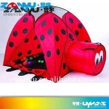 Mariquita de juguete para niños tienda de campaña