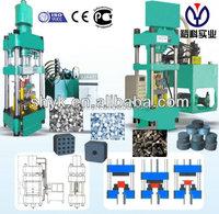 ISO/CE/ GOST Approved copper scraps/ powder Briquetting machine form Shanghai Yuke