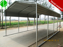 car ports and shelters