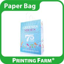 Taiwan Top Sale Kraft Gift Paper Bag