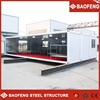 anti-seismic waterproof modern container homes price