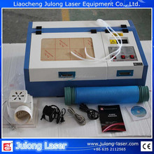 made in China 200*300mm JL brand CO2 desktop mini laser engraving machine 30W FDA for non-metal