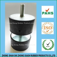 VD10060 manufactures vibration rubber mounts feet, product compliant with RoHS Directive