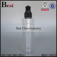 4 ounce spray bottles 2 oz pet plastic bottle with lotion pump supplier cheap cosmetic plastic spray bottle manufacturer