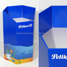 High Quality Supermarket Corrugated Cardboard Dump Bins for Retail