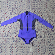 Factory wholesale top quality neoprene stretch sex women's surfing wetsuit M5081102