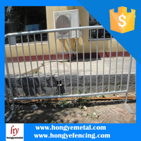 Sheet Metal Temporary Fence Panel/Concrete Fence Plate Price