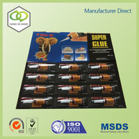 Hot selling rubber to steel adhesive glue with reasonable price