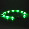 new pet product silicone led dog collar