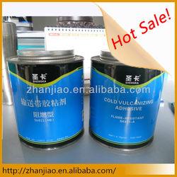 Conveyor belt vulcanizing rubber glue rubber adhesive glue/silicon adhesive glue
