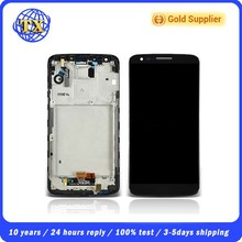 hot new products mobile phone accessories for LG G2 lcd and touch screen digitizer display