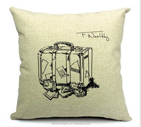 2015 china Wholesale Factory Directly of The Leaning Tower of Pisa pillowcase arc DE triomphe