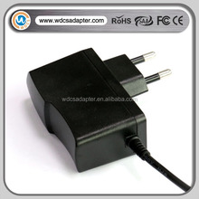 best quality 5v ac dc adapter with cable DC plug 5.5*2.1mm