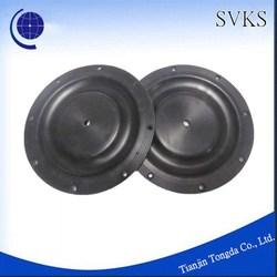 custom fabric reinforced rubber diaphragm for valves & Rubber Brake Chamber Diaphragm