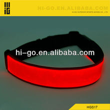 led product waistbelt for open field activities