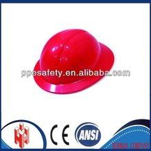 CE ANSI mining Full brim hard hat, casco