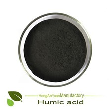 Best Organic Fertilizer Potassium Humate / High Humic acid 55-70%