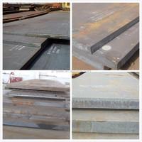 Q235B / ASTM A36 / SS400 S275JO Q345 S355J2 low alloy high strength steel plate
