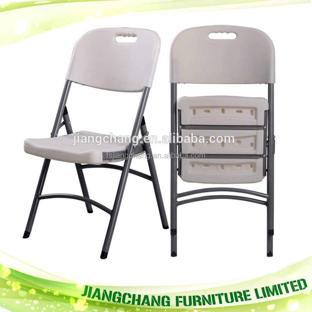 White Plastic Folding Chairs For Sale