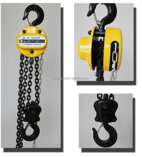 HSZ-T Hand Tool Chain Hoist, Chain Falls, Hand Pulling block