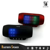 2015 new style speaker abs Material portable mini stereo bluetooth speaker