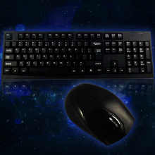 New arrivel ! Stock wireless usb mouse and keyboard for notebook