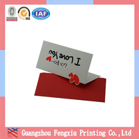 Factory Production Low Price Guangzhou Customised Postcard