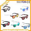 customize wayfarer acetate polarized sunglasses(2015 MIDO optical fair Booth :HALL 7 N25)