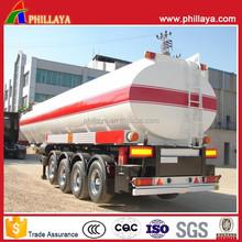 Fuel / Oil tanker trailer / tank semi trailer Other Volume Optional