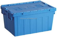Heavy-duty Plastic Container with Lid