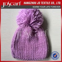 Best sale made in china fashion winter hat for young girls