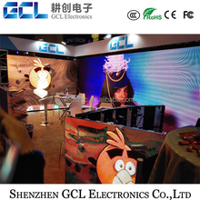 high quality LED video display P3.91 indoor led rental screen event business used led display