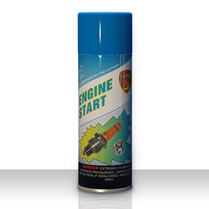 Capitano 450ml prodotti per la cura dell'auto liquido spray iniziale
