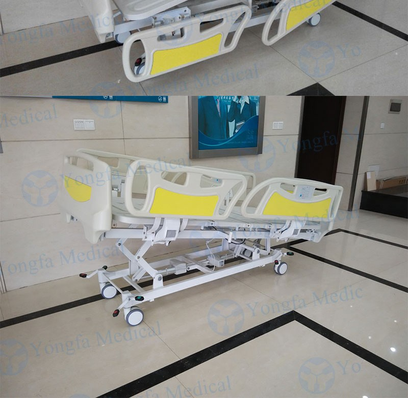 D4 YFD5618K (III) 일반 ICU 전기 병원 침대, 병원 전기 침대 가격, 전기 ...