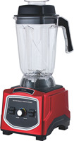 Commercial blender, table top fruit juicer, high speed and less noise, ice crusher, food masher