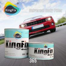 KINGFIX Brand red hardener low smell manufacturer body filler