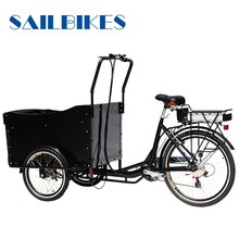 van cargo electric tricycle for cargo