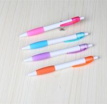 Cheap promotional Plastic/girl ballpoint pen