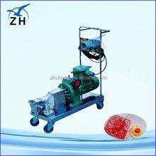 pasteurizer for milk tire pump