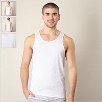 2014 new design Fashion bodybuilding Mens y back tank tops