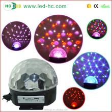 stage light mixer,rotating disco light,