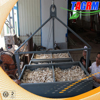 agricultural machine tools for cassava drying/cassava dryer tools machinery/cassava chip drying machine