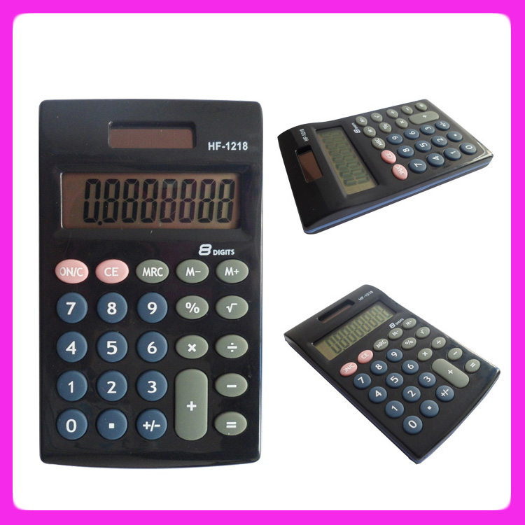 Electronic Desktop Calculator Clock And Calendar ...