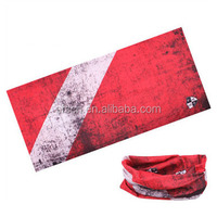 High quality tubular multifunctional bandana head scarf head wrap