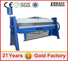 Small equipment supplier hand sheet metal press break,sheet metal hand bending machine