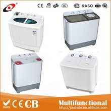 CE CB SASO CCC ISO9001 twin tub washing machine
