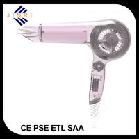 travel hair dryer industrious blow dryer dog hair dryer swivel cord with hanging loop JR-H225