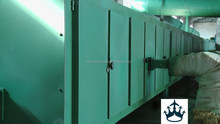 KMD series veneer dryer machine/4*8 face veneer dryer machine plywood core veneer hot press machine