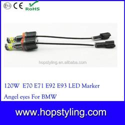 100% canbus super bright B.M.W CR-EE LED ANGEL EYES , Car led light , auto light