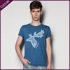 wholesale cheap custom polyester plain t shirt printing